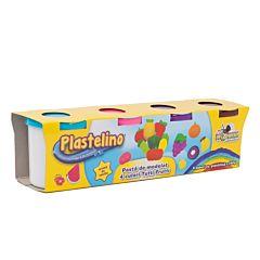 Plastelino pasta frutti