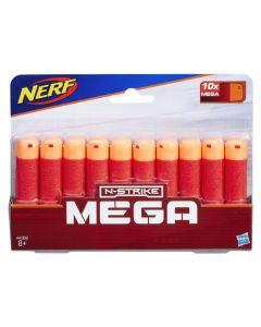 Munitie 10 cartuse Mega, Nerf