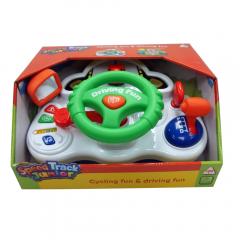Volan de jucarie pentru bebelusi