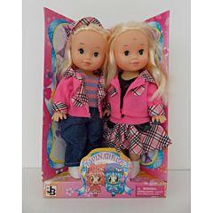 Set 2 papusi Twin Girls