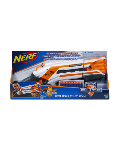 Blaster NERF N-Strike Elite Rough Cut 2x4