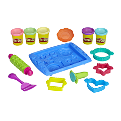 Set Play-Doh Kitchen Creations: Prajiturele colorate