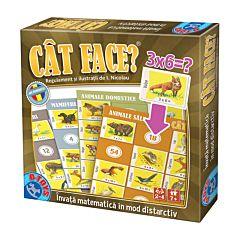 Joc romanesc Nicolau-Cat face, D-Toys