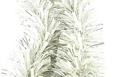 Beteala lucioasa, 9 cm x 2 m, PVC, Alb