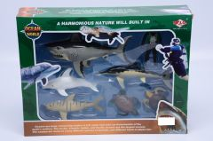 Set animale marine, Piccolino