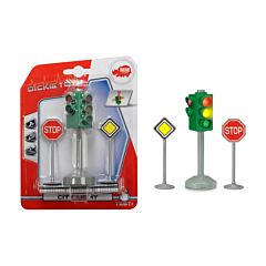 Set semne de circulatie City Light 12 cm