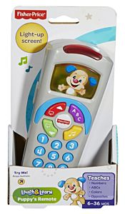 Telecomanda vorbareata Fisher Price Laugh & Learn