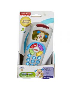 Laugh & Learn Telecomanda vorbitoare, Fisher Price