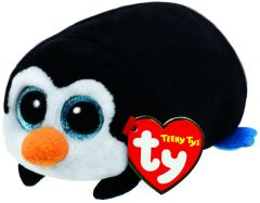 Jucarie plus Teeny Tys Pinguin 10 cm