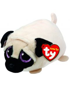 Jucarie plus Teeny Tys Candy - Tan Pug Dog