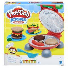 Set Play Doh - Gratarul cu burgeri