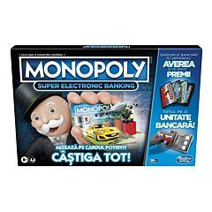 Joc Monopoly Super Electronic Banking