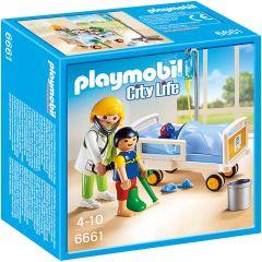Doctor si copil, Playmobil