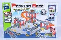 Set garaj cu vehicule, Piccolino