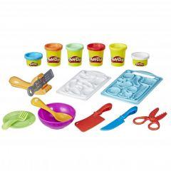 Set unelte de bucatarie, Play-Doh, 3 ani +