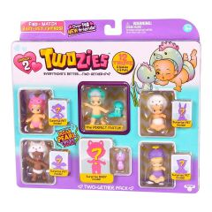 Set 6 figurine Twozies