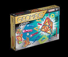Geomag Glitter 68 piese