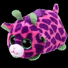 Jucarie plus Teeny Tys Ferris Girafa 10 cm