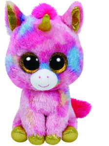 Jucarie plus Ty Bllitz Unicorn 15 cm