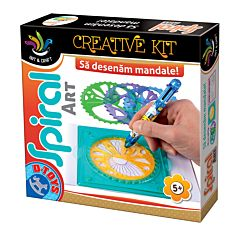 Creative kit - Sa desenam mandale
