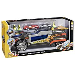 Lansator Speedsters Car W/2, Speedtrack
