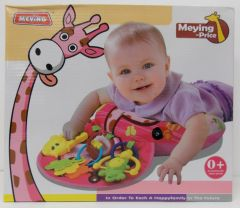 Perna bebelusi cu accesorii, roz