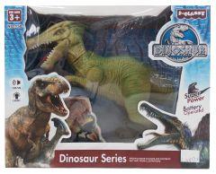 Dinozaur cu sunete si lumini