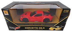 Corvette C6R Friction