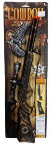 Set Arma Medievala Si Pistol