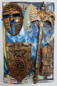 Set arme medievale