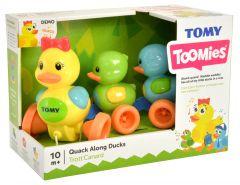 Ratustele plimbarete, Tomy Toomies