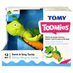 Testoasa cantareata, Tomy Toomies