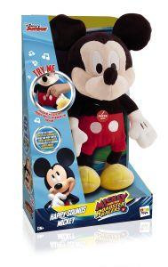 Jucarie plus Mickey Mouse cu functii, 35 cm