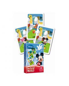 Carti de joc Mickey & Prietenii