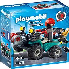 Vehiculul hotului, Playmobil