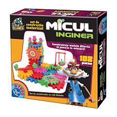 Micul Inger-set de constructie motorizat, D-Toys
