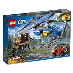 LEGO City Arest pe munte