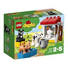 LEGO DUPLO Animalele la ferma 10870