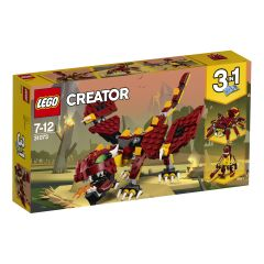 LEGO Creator Creaturi 31073