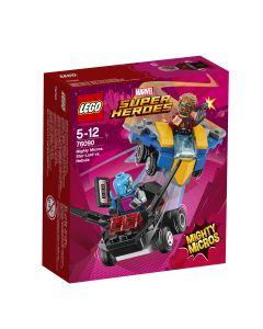 LEGO Super Heroes Star-Lord vs Nebula 76090