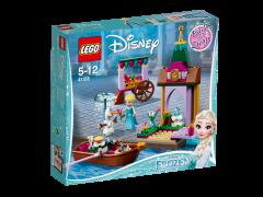 LEGO Disney Frozen - Aventura Elsei la piata 41155