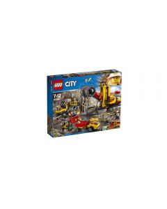 LEGO City Amplasament mineri 60188