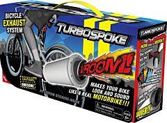 Turbospoke esapament biciclete