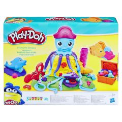 "Set Play-Doh ""Caracatita Cranky"""