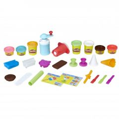 Set Fabrica de inghetata, Play-Doh, 3 ani +