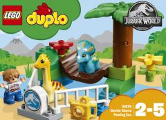 LEGO DUPLO Jurassic World Gradina Zoo 10879