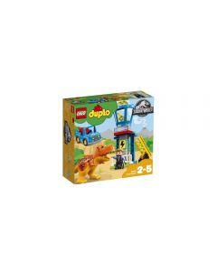 LEGO DUPLO Jurassic World Turnul T. Rex 10880