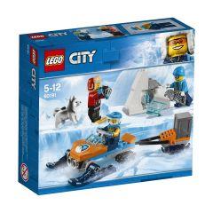 LEGO City Echipa arctica 60191