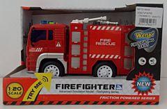 Masina Pompieri Cu Functii