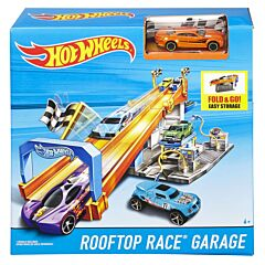 Pista de lansare, Hot Wheels
